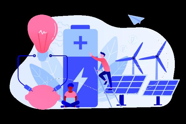Smart Storage: vollautomatisierte Vermarktung von Flexibilitäten